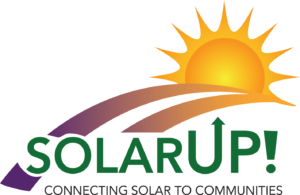 Solar Up! in Alabama logo design by EVP Marketing and Media